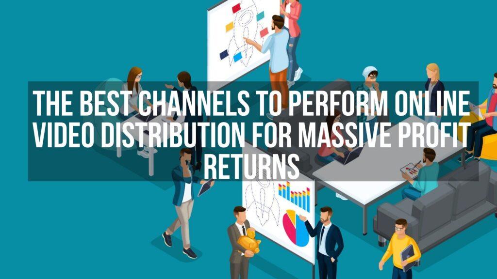 Online Video Distribution